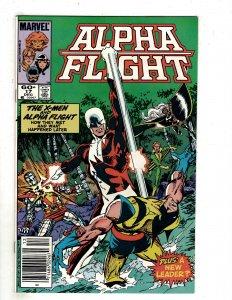 Alpha Flight #17 (1984) OF26