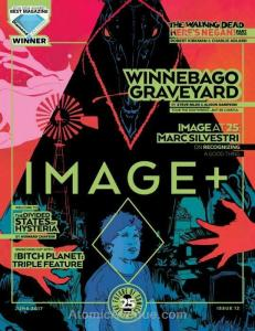 Image+ (Vol. 1) #12 VF/NM; Image | save on shipping - details inside