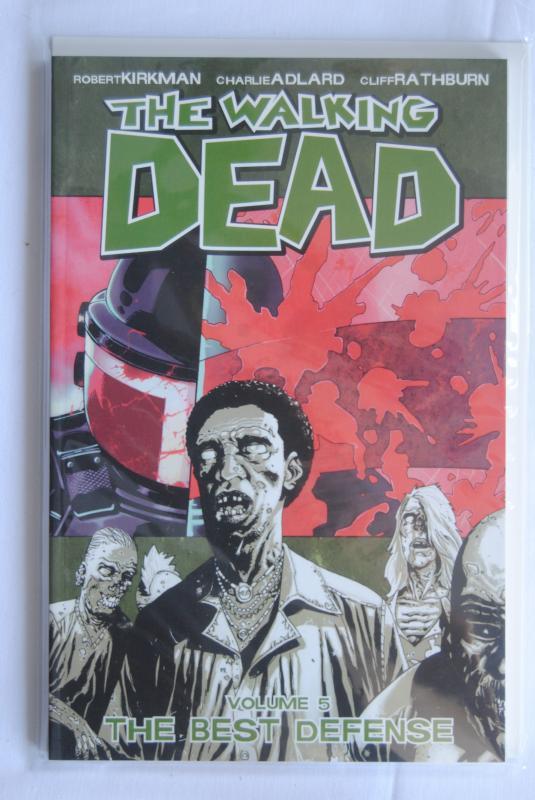 Walking Dead  Volume 5