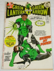 Green Lantern (2nd Series) #87 FN; DC | save on shipping - details inside