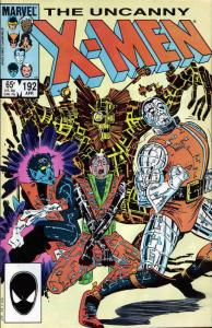 Uncanny X-Men, The #192 VF; Marvel | save on shipping - details inside