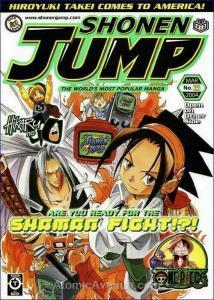 Shonen Jump #15 VF/NM; Viz   save on shipping - details inside