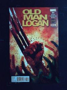 Old Man Logan #4 (2015)