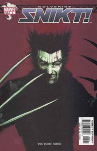 Wolverine: Snikt! #5 FN; Marvel | save on shipping - details inside