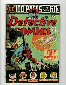 Detective Comics # 442 FN DC Comic Book Batman Robin Joker Catwoman SR1