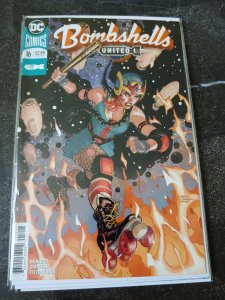 BOMBSHELLS #16 VF/NM