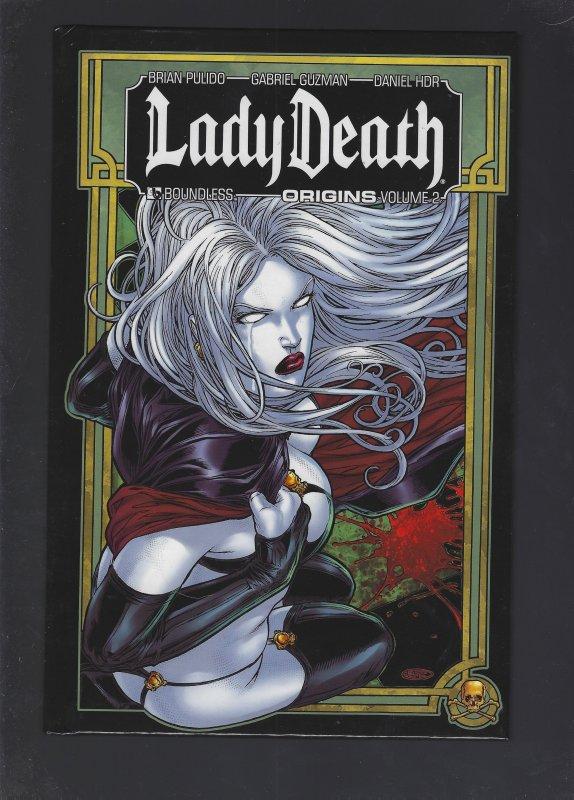 Lady Death Origins Volume 2 Hardcover Trade