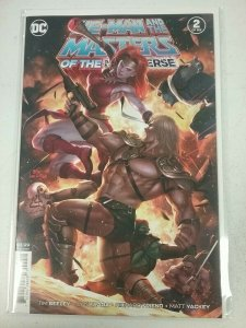 He-Man and the Masters of the Multiverse #2 DC Comic 2019 NW71