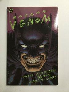 Batman Venom Tpb Softcover Sc Near Mint Nm Dc Comics