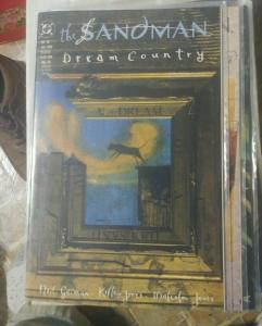 SANDMAN # 18 AUG 1990 DC COMICS NEIL GAIMAN DREAM COUNTRY PT 2 high grade