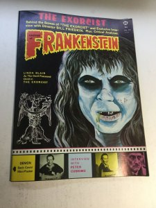 Castle Frankenstein 22 Vf+ Very Fine+ 8.5 Magazine