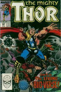 Thor (1966 series) #407, NM- (Stock photo)