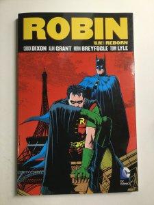 Robin Reborn Volume 1 One Tpb Softcover Sc Near Mint Nm Dc Comics