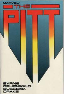 Pitt (1988 series) #1, NM- (Stock photo)
