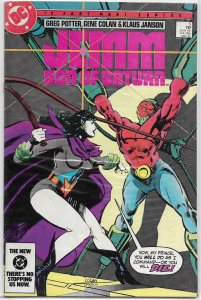 Jemm Son of Saturn # 5 of 12 VG/FN Potter/Colan, Saturnians, Superman