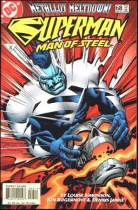 DC SUPERMAN: THE MAN OF STEEL #68 NM