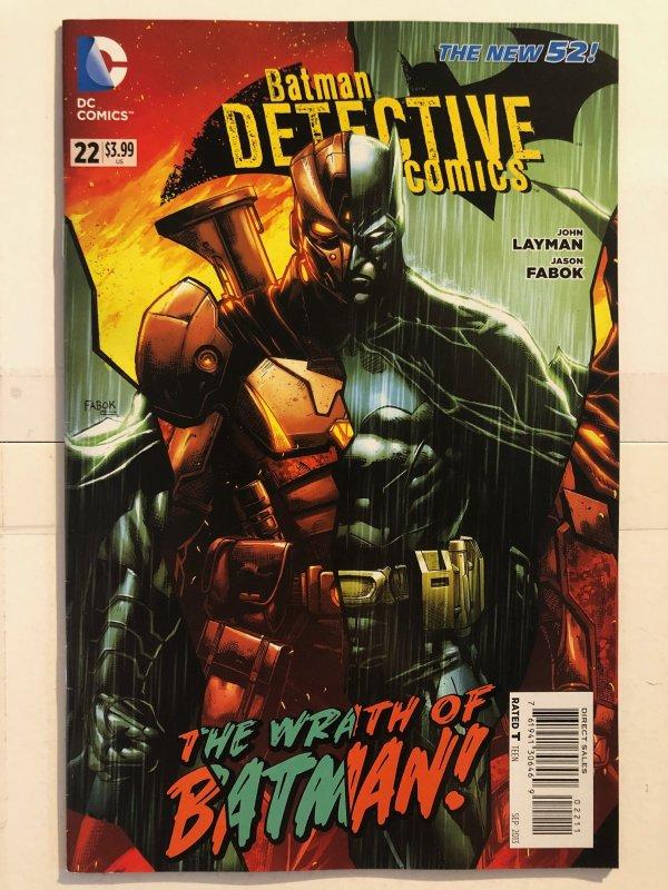 Detective Comics #22 (2011) - New 52