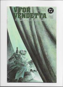 V for Vendetta #9 (1989) VF 8.0 JW221