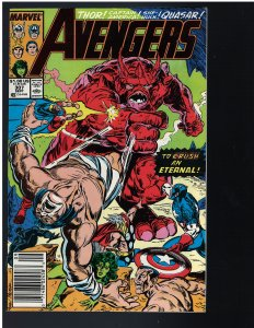 Avengers #307 (Marvel, 1989) NM-