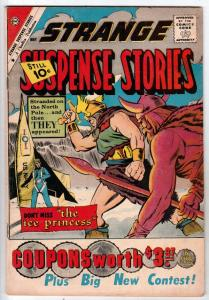 Strange Suspense Stories #53 (May-61) VG+ Affordable-Grade