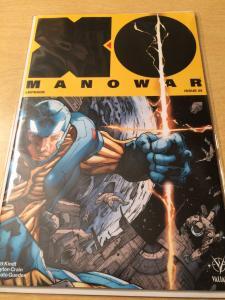 X-O Manowar: Emperor #8