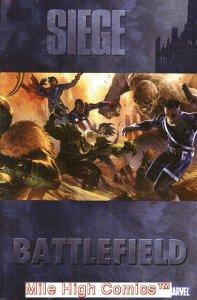 SIEGE: BATTLEFIELD TPB (2010 Series) #1 Near Mint