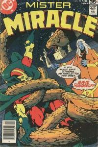 Mister Miracle (1971 series) #23, VF (Stock photo)