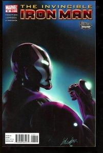 Invincible Iron Man #26 (2010)