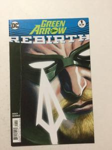 Green Arrow Rebirth 1 NM Near Mint