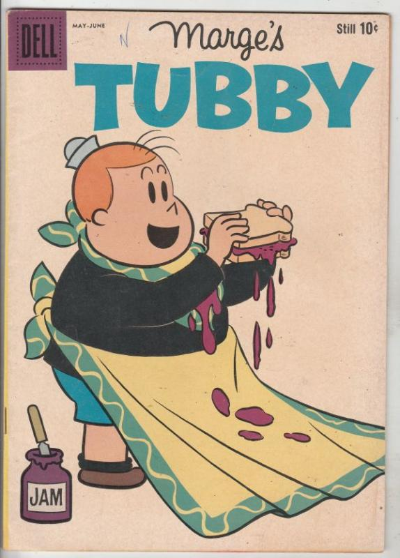 Marge's Tubby #40 (May-60) FN+ Mid-High-Grade Tubby