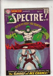 Showcase #64 (Oct-66) FN/VF Mid-High-Grade The Spectre (Jim Corrigan)