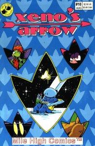 XENOS ARROW #10 Near Mint Comics Book