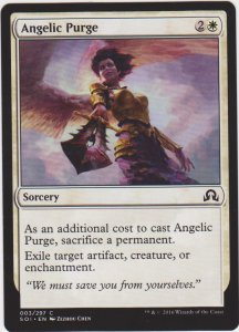 Magic the Gathering: Shadows Over Innistrad - Angelic Purge