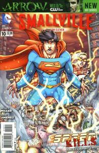 Smallville Season 11 #10 VF/NM; DC | save on shipping - details inside