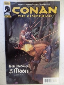 CONAN THE CIMMERIAN # 22 (2010)