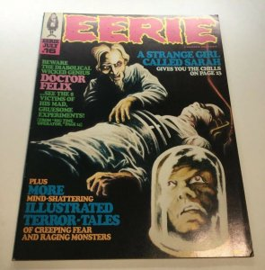 Eerie 16 Vf Very Fine 8.0 Magazine 1968