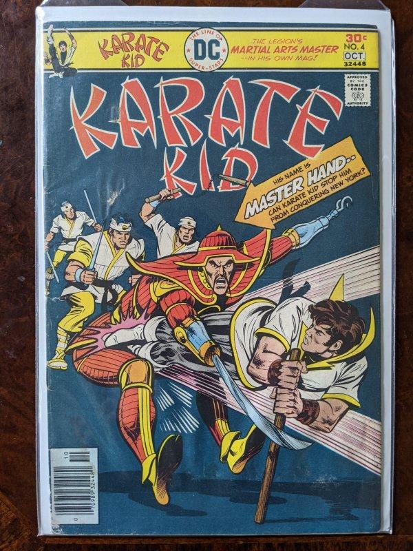 Karate Kid #4 (1976)
