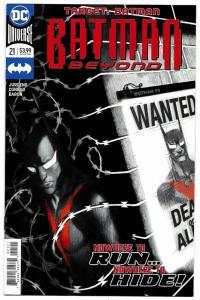 Batman Beyond #21 (DC, 2018) NM