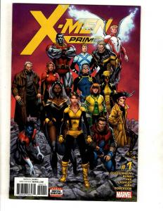 Lot Of 7 Marvel Comic Books X-Men Prime # 1 + X-Men Gold # 1 2 3 4 5 6 XMEN CJ1