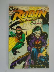 Robin Tragedy and Triumph TPB SC 8.0 VF (1997)