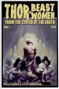 THOR vs BEAST WOMEN #1, VF/NM, Mike Hoffman, Good Girl, more indies in store
