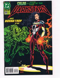The Darkstars #23 VF DC Comics Comic Book Friedman 1994 DE22
