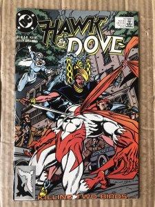 Hawk and Dove #3 (1989)