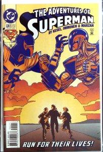 Adventures of Superman #524 (1995)