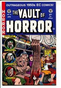 Vault Of Horror-#19-1997-Gemstone-EC reprint