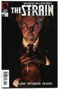 THE STRAIN #6-VF/NM-2012-GUILLERMO DEL TORO-DARK HORSE-TV