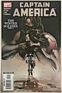 CAPTAIN AMERICA#12 NM 2006 THE WINTER SOLDIER MARVEL COMICS