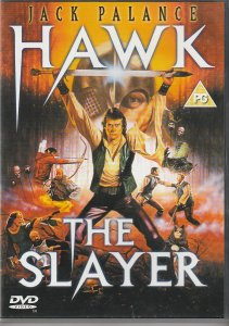 Hawk The Slayer DVD(DVD-R/Import ?)