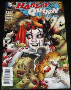 Harley Quinn New 52 #2 (2014)
