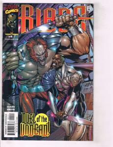 Lot of 3 Blade Marvel Comic Books # 4 5 6 BH22